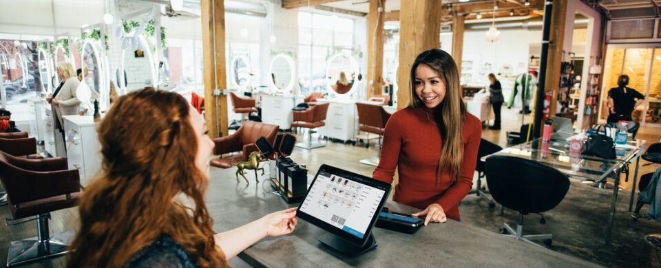 Customer service marketing advantage